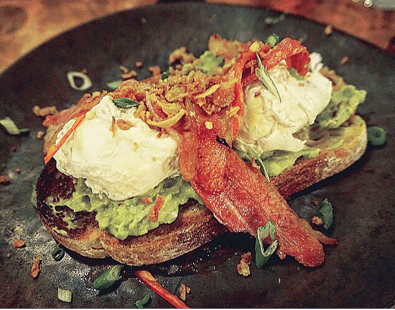 A very mixed bag of brunch @ The Alchemist